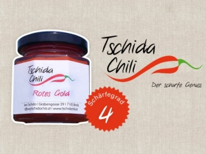Chilipaste Rotes Gold